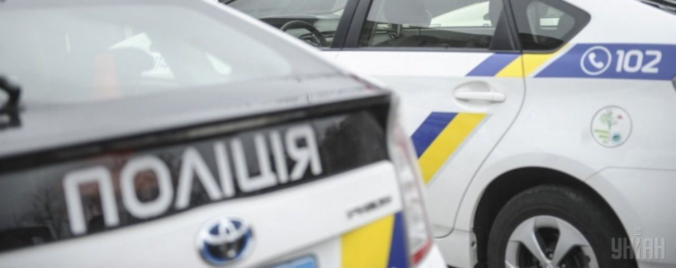 Во Львове полицейская машина сбила ребенка
