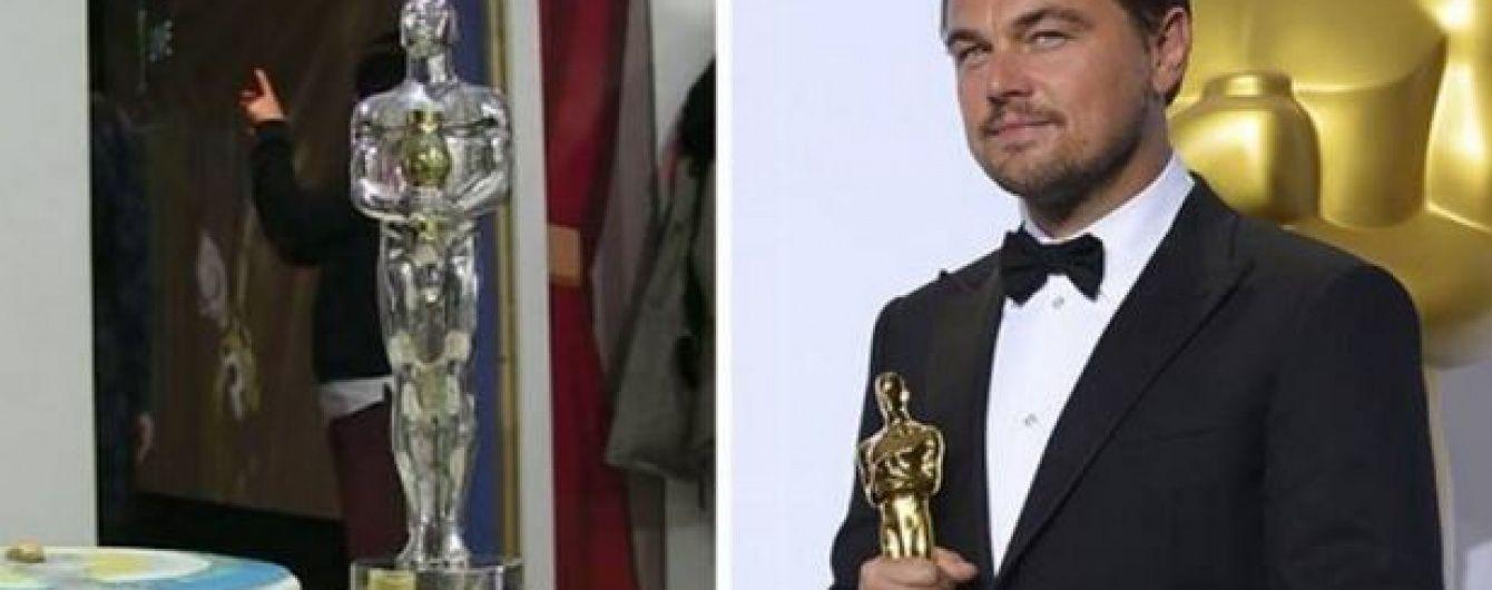 """Назбирали: Леонардо Ді Капріо отримав якутський """"Оскар"""""""