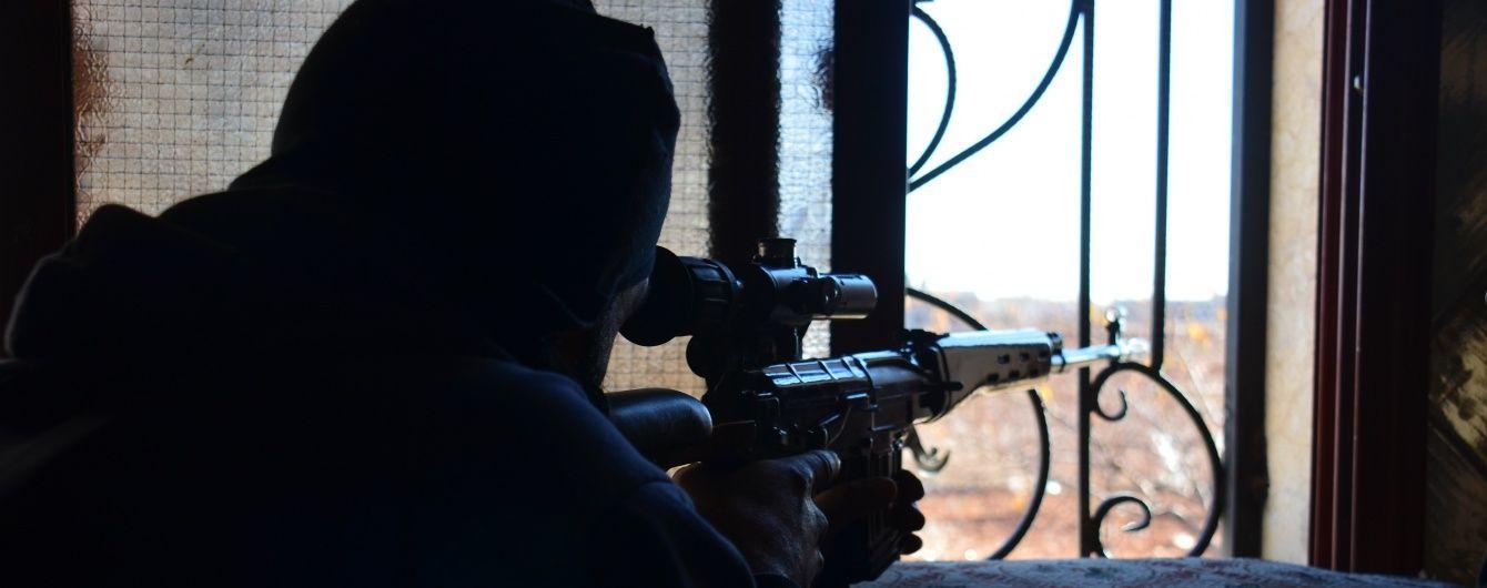 Россия перебросила в Донецк снайперов для уничтожения камер наблюдения СММ ОБСЕ