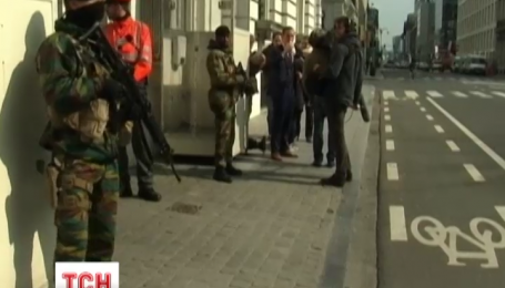 Бельгия повысила уровень террористической угрозы в стране до третьего