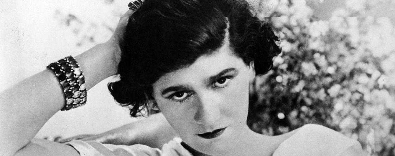 Творця маленького чорного плаття Коко Шанель запідозрили у зв'язках з нацистами