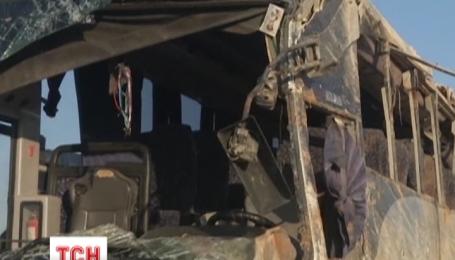 Автобус с палестинскими паломниками перевернулся в Иордании