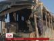 Автобус  із палестинськими паломниками перевернувся у Йорданії