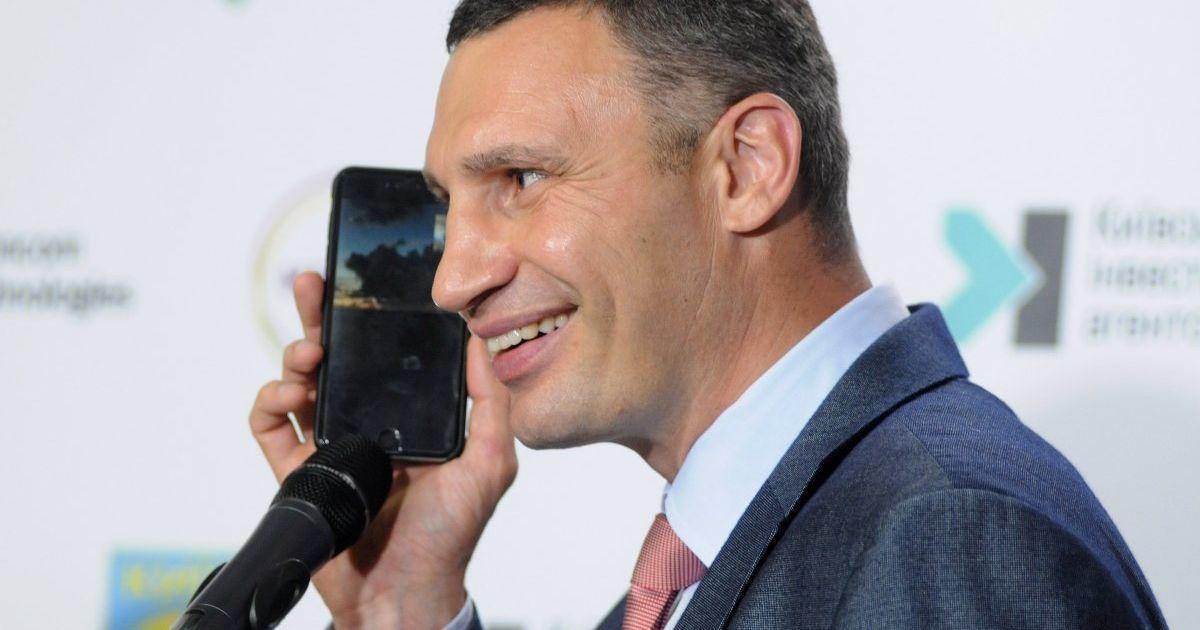 """""""Сделать все"""". Кличко пообещал решить проблемы требовательных киевлян"""