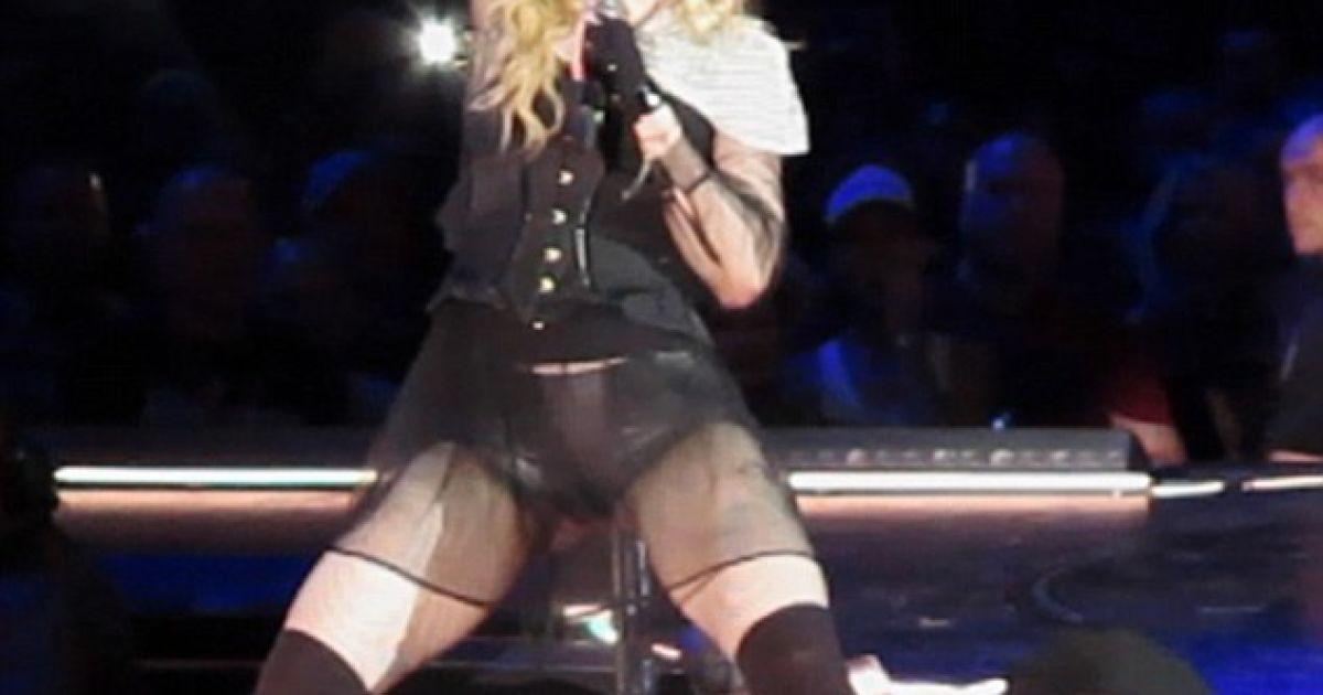 Мадонна, концерт у Брісбені (2016 рік) @ Daily Mail