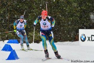 Сразу шесть украинских биатлонисток выступят на стартовой гонке чемпионата Европы