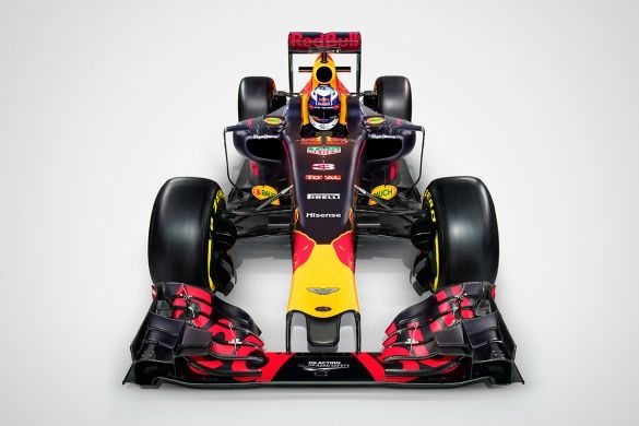 Aston Martin и Red Bull