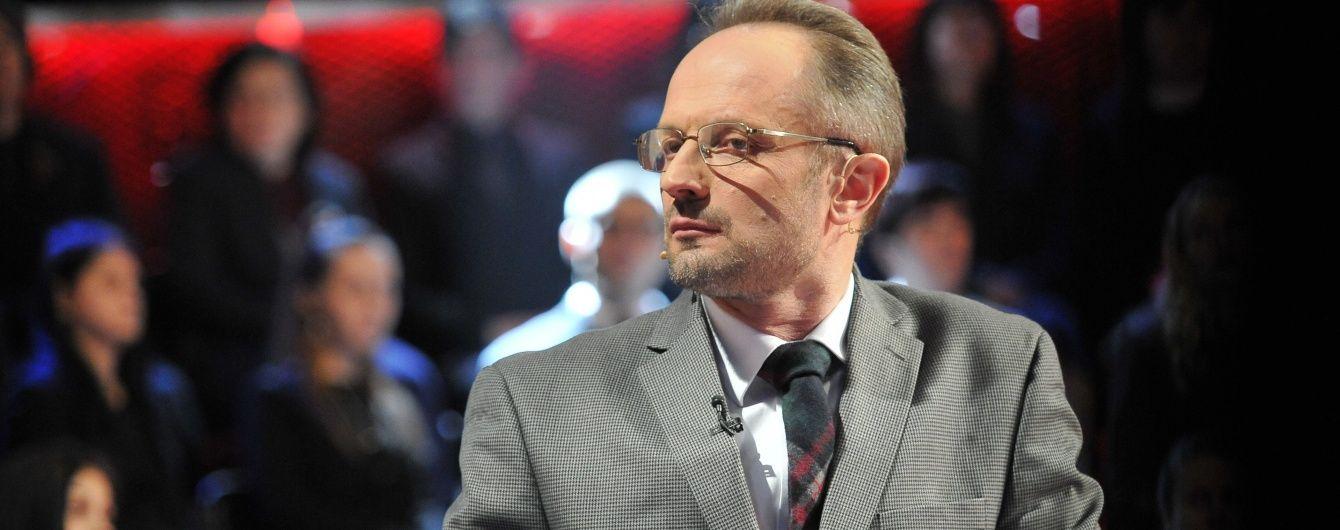 Роман Безсмертный объявил о своем участии в выборах президента Украины