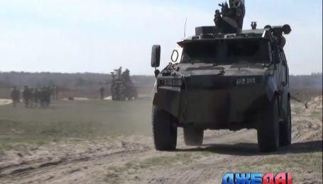 ДжеДАИ испытали украинского броневика «Тритона»