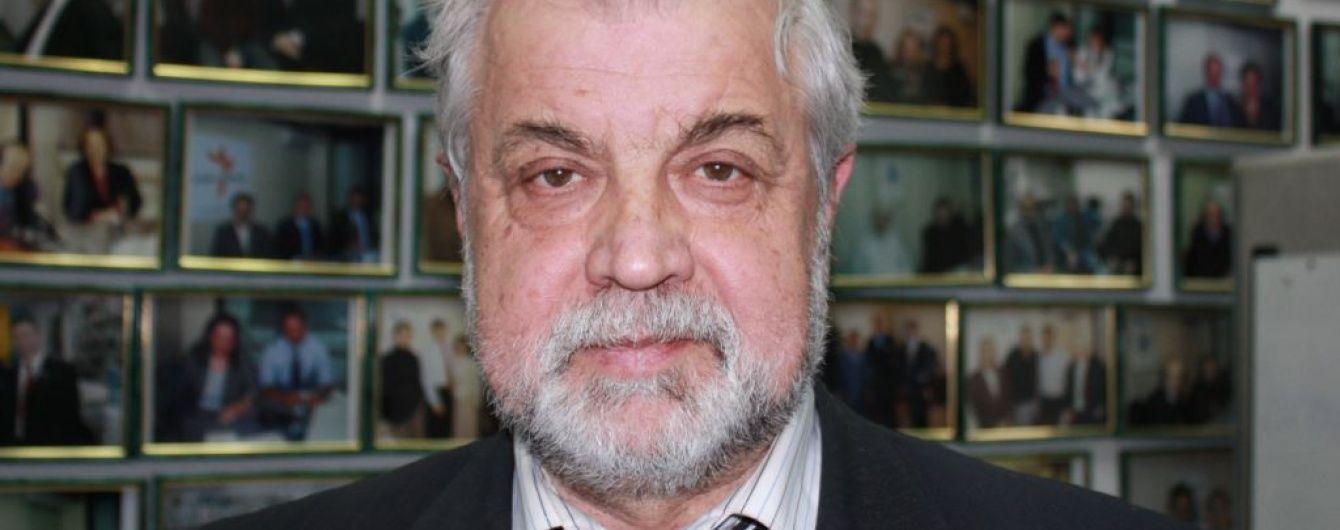 Порошенко, Яценюк і Тимошенко висловили співчуття через смерть Танюка