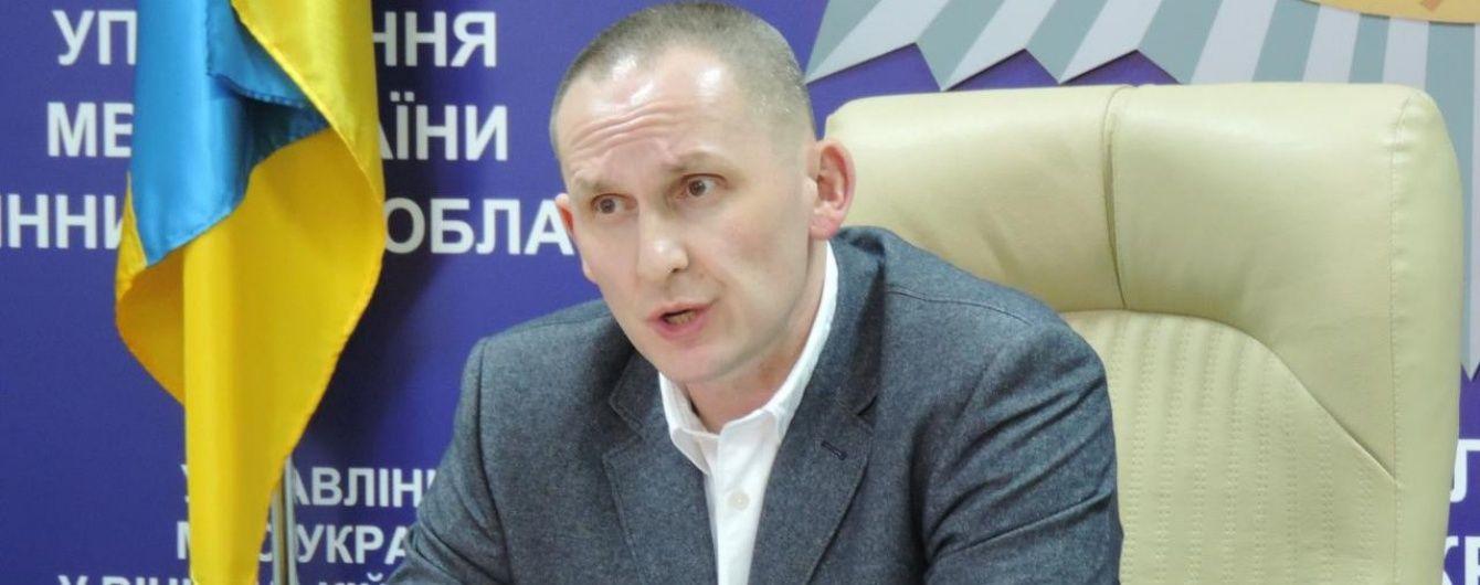 Судове засідання у справі екс-очільника поліції Вінниці Шевцова перервали ледь почавши