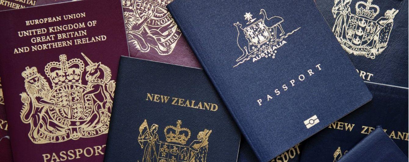 Україна знову піднялася в рейтингу найвпливовіших паспортів