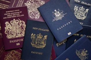 Украина снова поднялась в рейтинге самых влиятельных паспортов