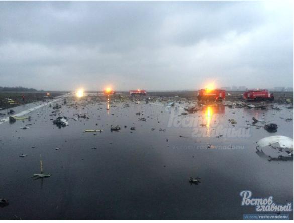 Падіння Boeing в Ростові-на-дону_2