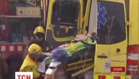 В Испании в аварию попал автобус со студентами из 13 стран