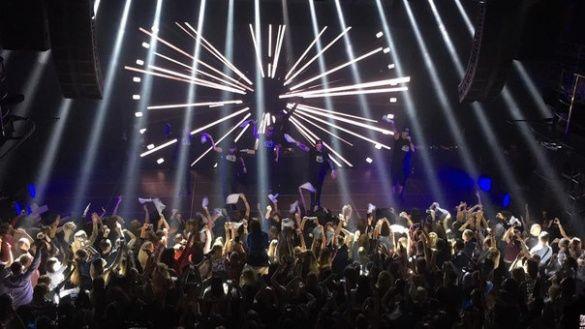 Концерт Mozgi Київ