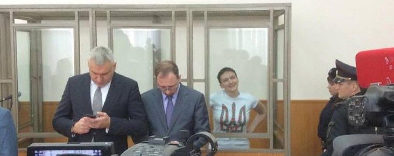 Савченко пригрозила відновити сухе голодування