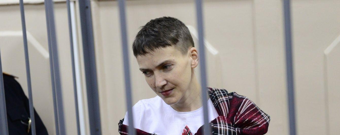 У Путіна не захотіли уточнювати терміни повернення Савченко