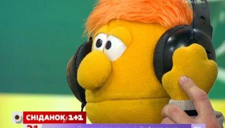 """В гостях у """"Сніданку"""" керівник лялькового театру Олександр Сукненко"""