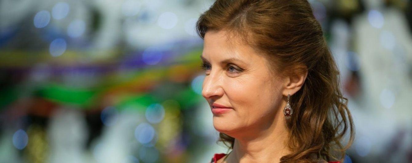 Дружина Порошенка буде вести рубрику на каналі Ахметова