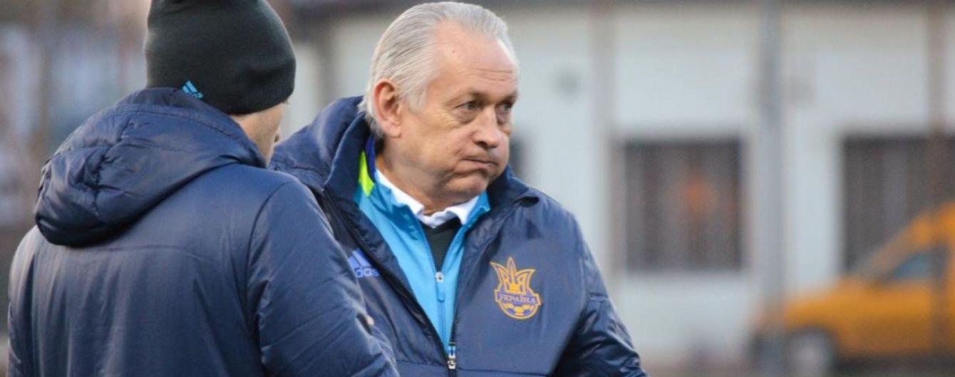 Фоменко сподівається, що у Ярмоленка і Степаненка вистачить розуму забути про конфлікт до Євро-2016