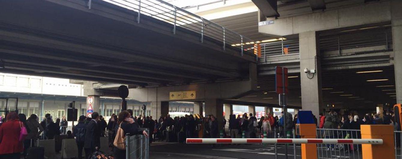У Брюсселі зупинили весь громадський транспорт, заходи безпеки посилюють у всьому ЄС