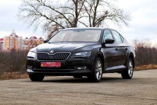 Skoda Superb: Автомобиль года