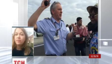 Кореспондент ТСН повідомляє про події в Брюсселі після терактів