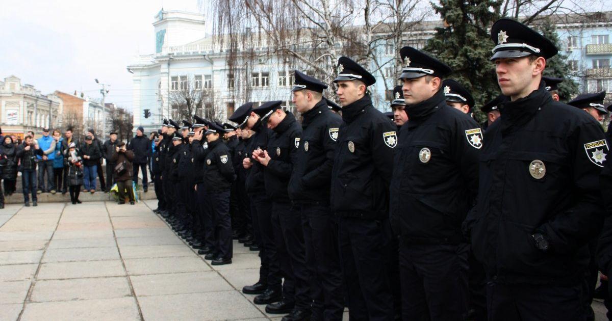 У Житомирі почала працювати патрульна поліція @ УНІАН