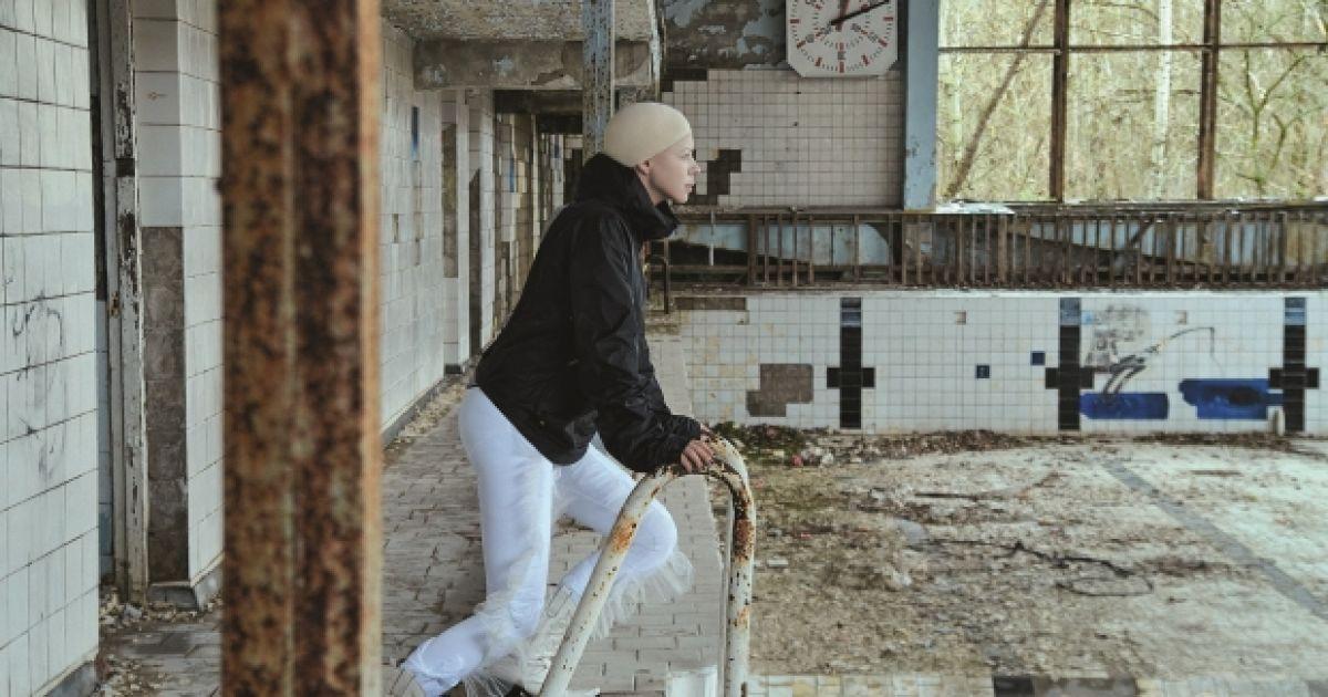 Ната Жижченко знялася в новому фотосеті @ vogue.ua