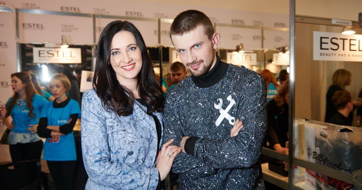 """Учасники проекту «Переможці» взяли участь у Українському тижні моди @ прес-служба каналу """"1+1"""""""