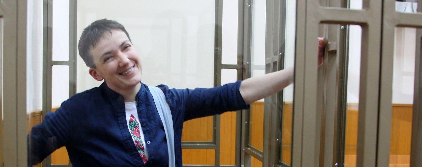 Половина росіян вважають вирок Савченко справедливим