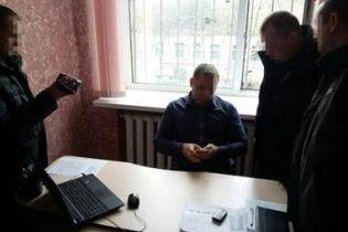 """На Чернігівщині """"погорів"""" на хабарі керівник райвідділу поліції"""