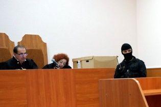 Попри категоричну заборону, журналісту вдалося зробити фото суддів Савченко