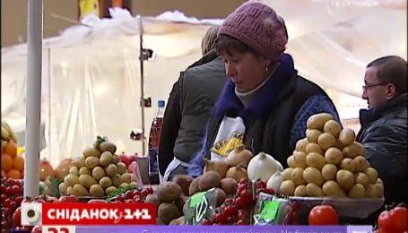 """""""Борщовий набір"""" в Україні здешевшав"""