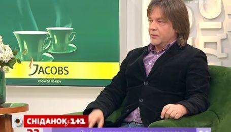 Сегодня день рождения празднует народный артист Украины Алексей Богданович