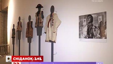 """Виставка """"Тіні забутих предків"""" відкрилася у столиці"""