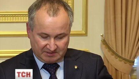 Глава СБУ повідоми подробиці перевірки Краснова на поліграфі