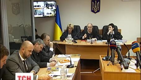 """В Голосеевском суде продолжили рассмотрение дела так называемых """"бриллиантовых прокуроров"""""""