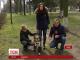 У Львові собаку, який втратив усі чотири кінцівки, поставили на протези