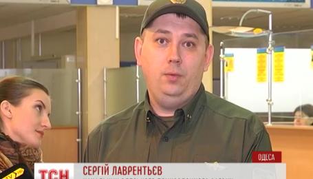 В одеському аеропорту запрацювала нова система прикордонного контролю