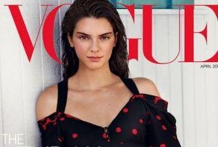 Это успех: Кендалл Дженнер посвятили специальное приложение к  Vogue