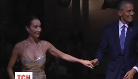 Барак Обама станцевал танго в Аргентине