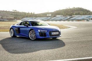 Спорткари Audi R8 відкликають через ризик займання під час руху