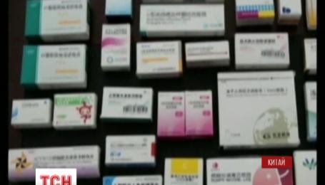 У Китаї виявили непридатні для використання вакцини