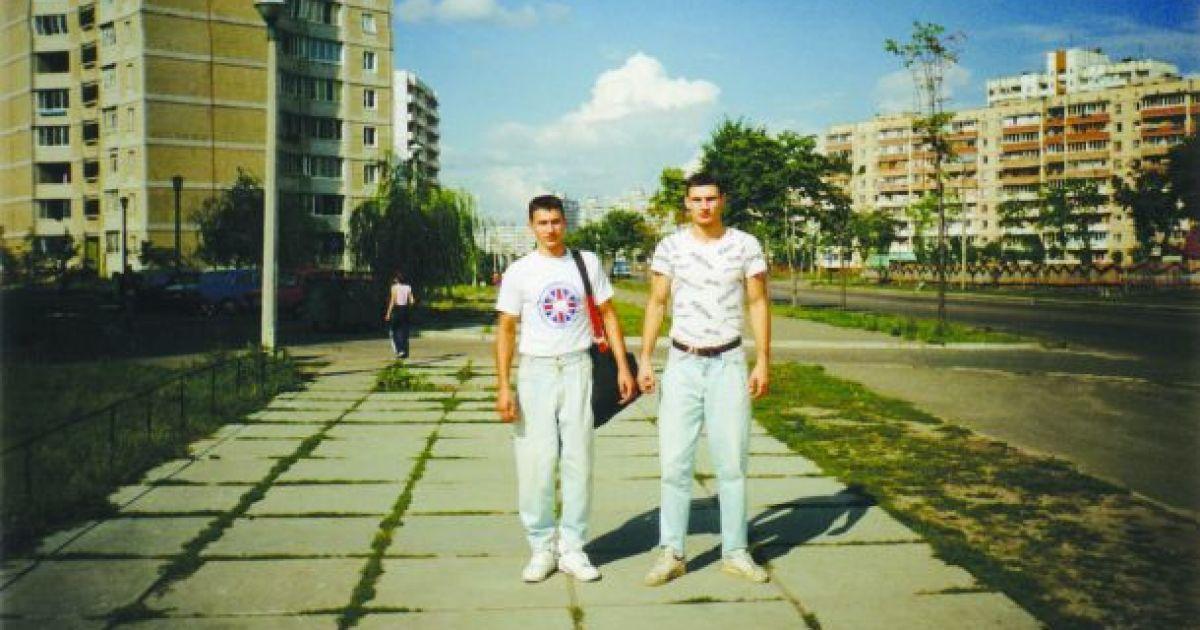 Володимир і Віталій Клички @ http://klitschko-brothers.com/