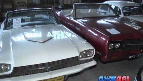 ДжеДАИ посетили крупнейший частный автомобильный музей Польши