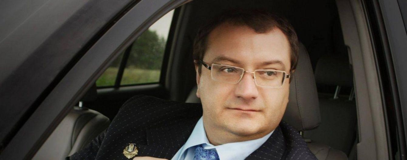 Перші знімки з місця, де знайшли вбитого адвоката Грабовського