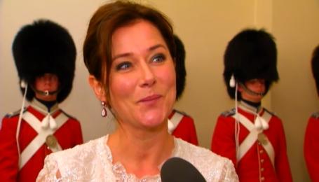 Датская актриса Сидсе Бабетт Кнудсен охотно сыграла бы роль королевы
