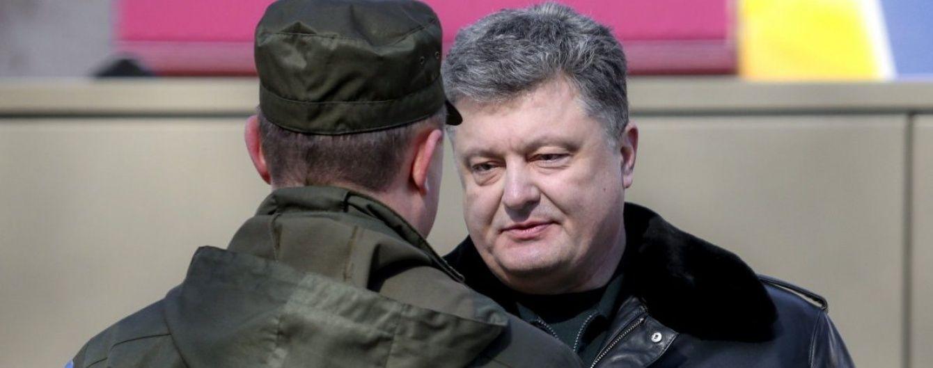 Порошенко заявив про кардинальні зміни в армії
